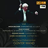Bruckner/Schubert/Brahms