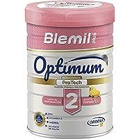Blemil Plus 2 Optimum ProTech - Leche de continuación en polvo para bebés a partir de los 6 meses - Con Magnesio, Calcio…