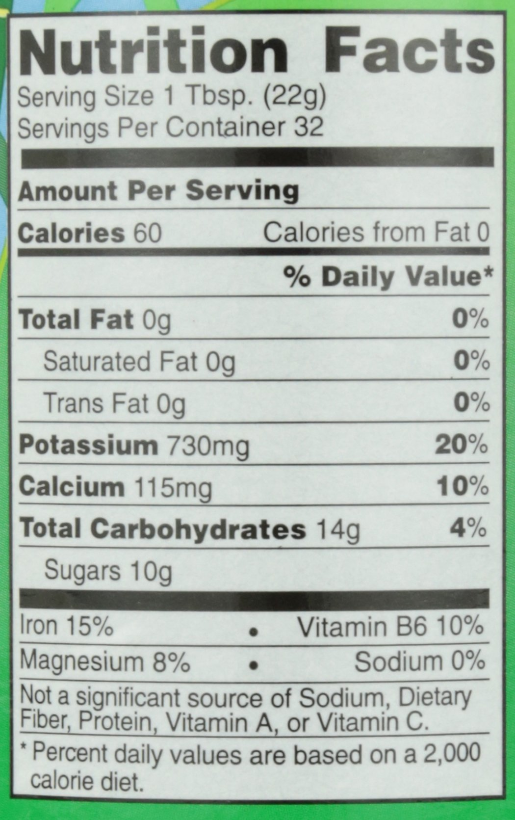 Wholesome Sweeteners, Blackstrap Molasses, 16 oz by Wholesome (Image #2)