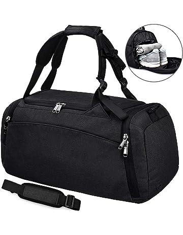 ea7c999f7 Bolsa Deporte Bolsa Gimnasio de Viaje Impermeable Bolsos Deportivos Fin de  Semana Travel Duffle Bag para
