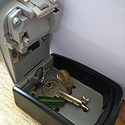 Master Lock Key Safe Medium Size Wall Mounted