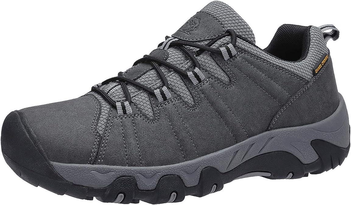 CAMEL CROWN Zapatillas Running Hombre, Zapatillas Trekking Hombre Impermeables Zapatos Hombres Deporte, Zapatillas de Senderismo Hombres: Amazon.es: Zapatos y complementos