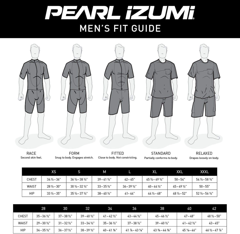PEARL IZUMI Mens Thermal Cycling 3//4 Bib Tight