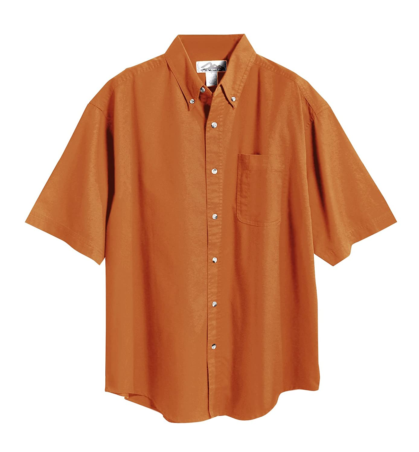 Big and Tall Short Sleeved Twill Shirts a lot of Colors up to 6XT
