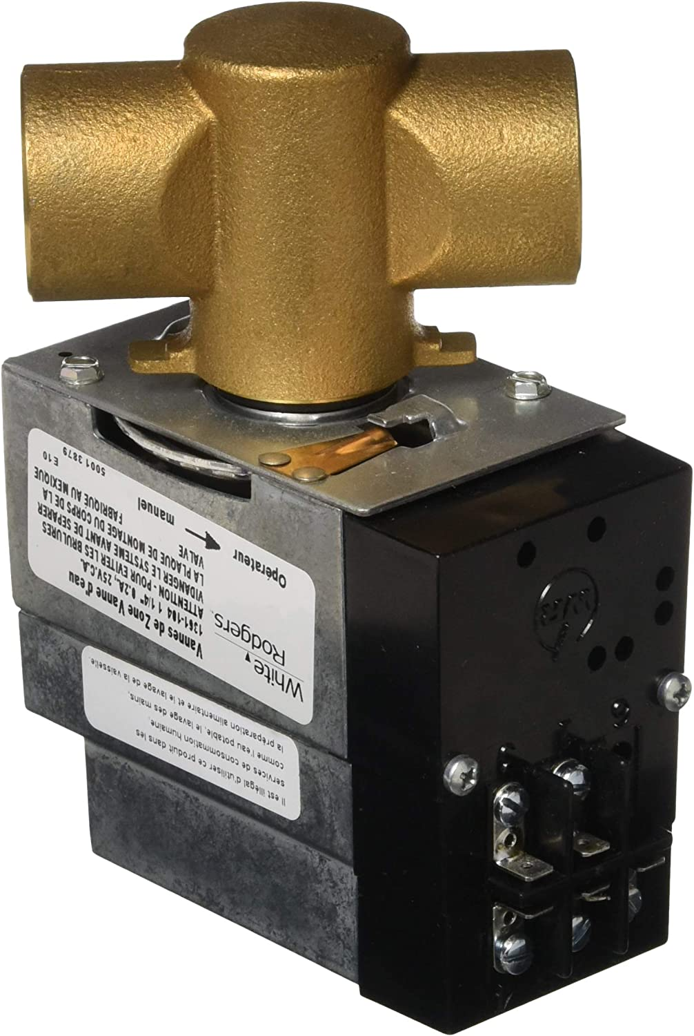 Emerson F19-0104 Motor Assembly for 2-Wire Zone Valves