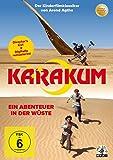 Karakum - Ein Abenteuer in der Wüste [Director's Cut]