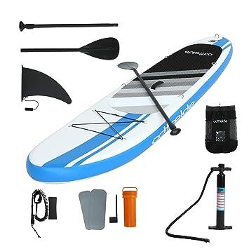 Odthelda - Tabla de Surf de Remo Hinchable de 3 m para ...
