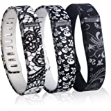 RedTaro Replacement Bands for Fitbit FLEX Only / Fitbit Band / Fitbit Flex Band / Fitbit Wristband / Fitbit Flex Wristband / Fitbit Bracelet …