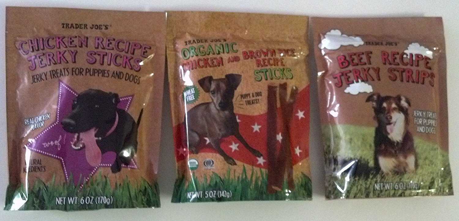 Trader Joe's Wholesome & Natural Dog Food Formula: Amazon