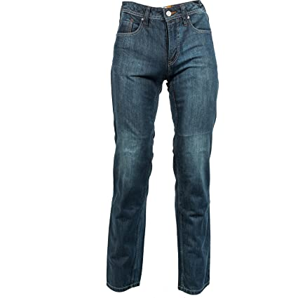 Amazon.com: Richa Hammer Denim Aramid Blue Stone Motorcycle ...