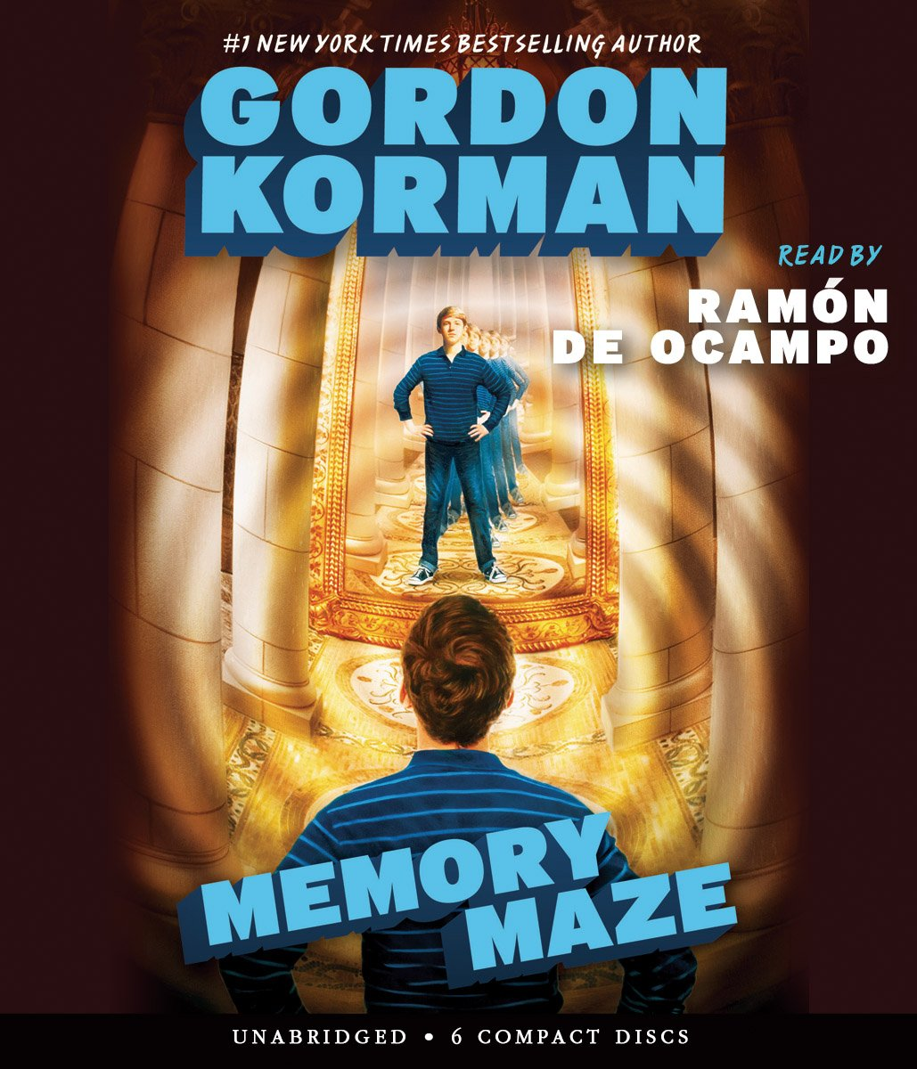 The Hypnotists Book 2: Memory Maze - Audio