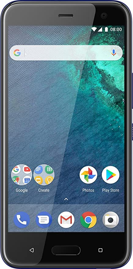 "1 opinioni per HTC U11 Life 4G 32GB Blue- Smartphones (13.2 cm (5.2""), 32 GB, 16 MP, Android,"