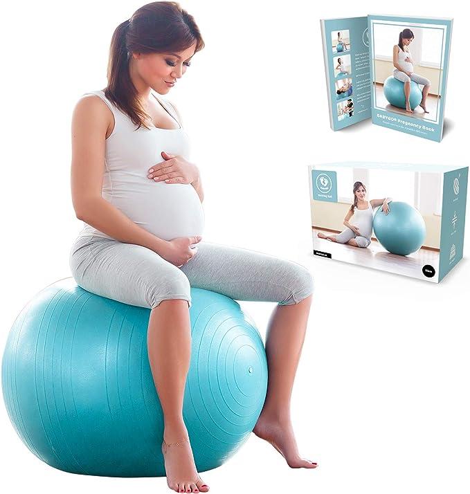 Gymnastikball Schwangerschaft BabyGO