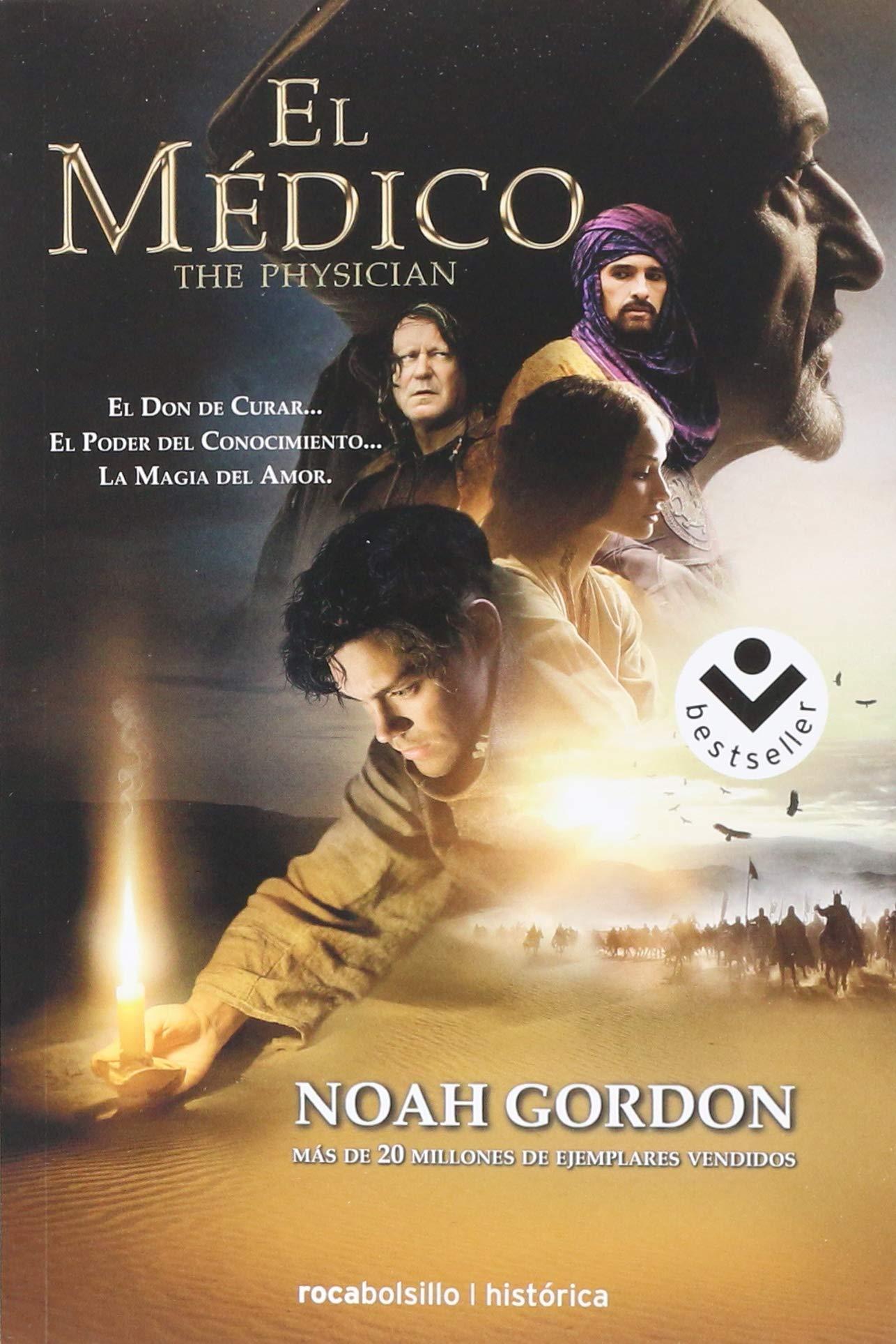 El medico (Spanish Edition): Noah Gordon: 9788415729259: Amazon.com: Books
