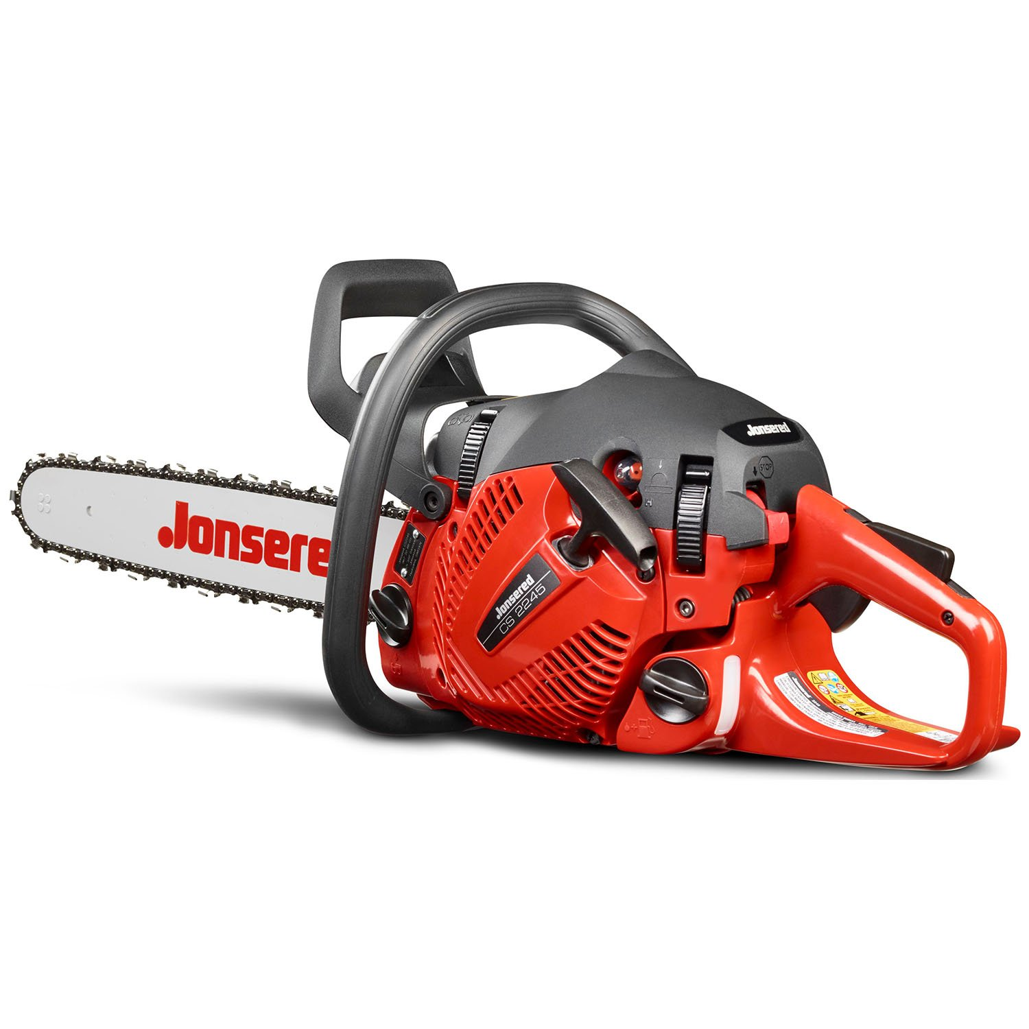 jonsered cs2245 45 7cc 2 82 hp chainsaw amazon ca patio lawn