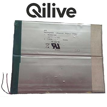 Bateria Tablet Qilive AC97BPL AE3560150P 4000 mAh Original: Amazon.es: Informática