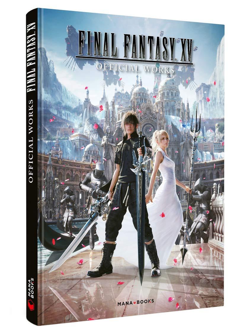 Final Fantasy XV : Official Works Artbook/final fantasy: Amazon.es ...