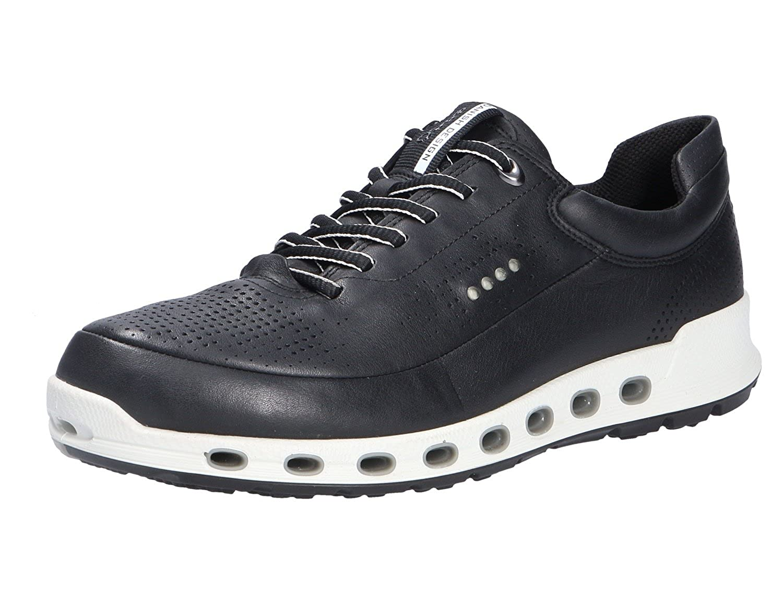 svart ECCO Män's Cool Cool Cool 2.0 Low Top skor  till grossist