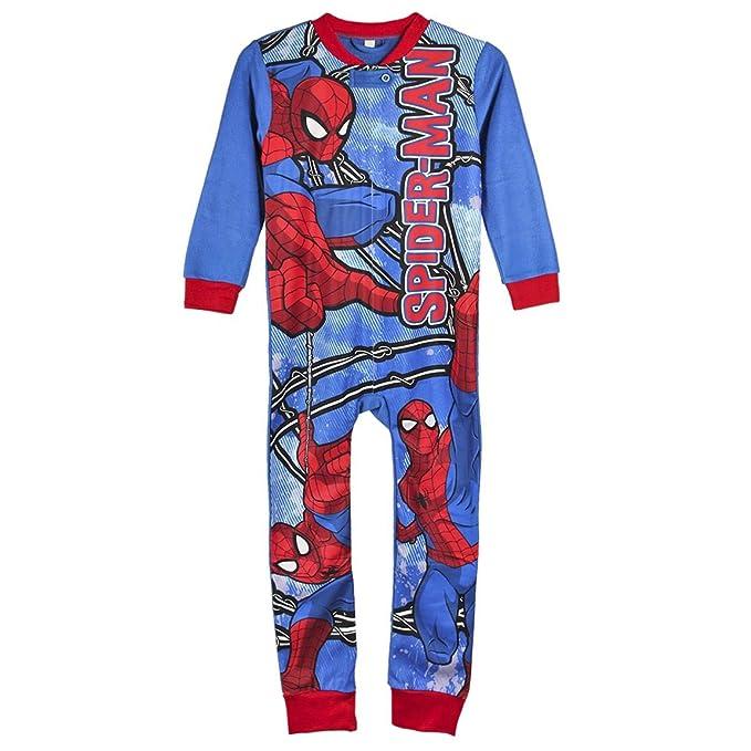Pijama Pelele polar Spiderman Marvel