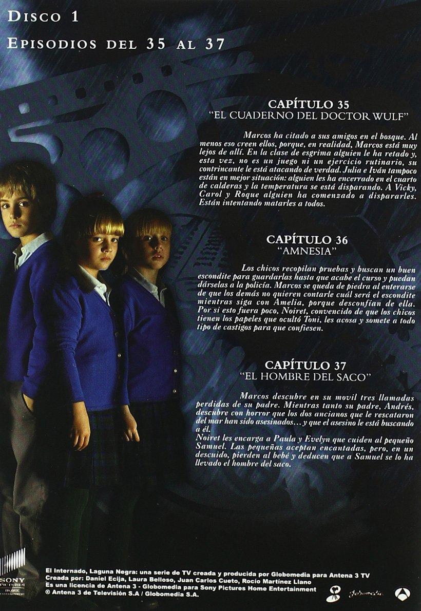 El Internado: Temporada 5 [DVD]: Amazon.es: Amparo Baro, Luis Merlo ...