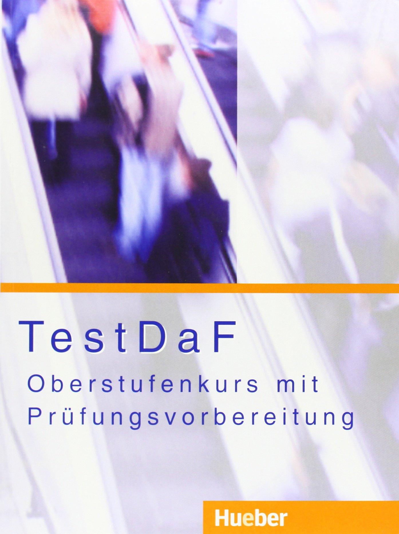 testdaf oberstufenkurs mit prfungsvorbereitung deutsch als fremdsprache amazonde stefan glienicke klaus markus katthagen bcher - Testdaf Prufung Beispiel Pdf