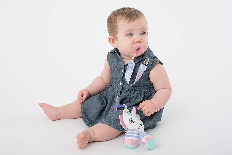 Amazon.com: BooginHead - Clips de chupete para recién nacido ...