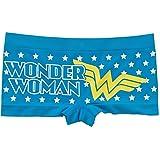 Wonder Woman Juniors License Seamless Boyshort