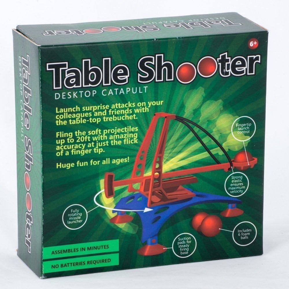 Funtime PL2550 Table Shooter Desktop Catapult