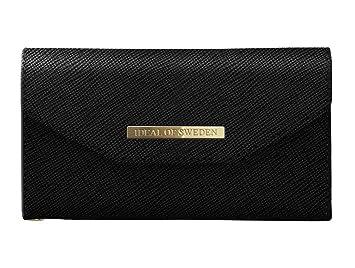 detailed look fa961 0fb17 iDeal Of Sweden Mayfair Clutch Wallet in Black Design: Amazon.co.uk ...