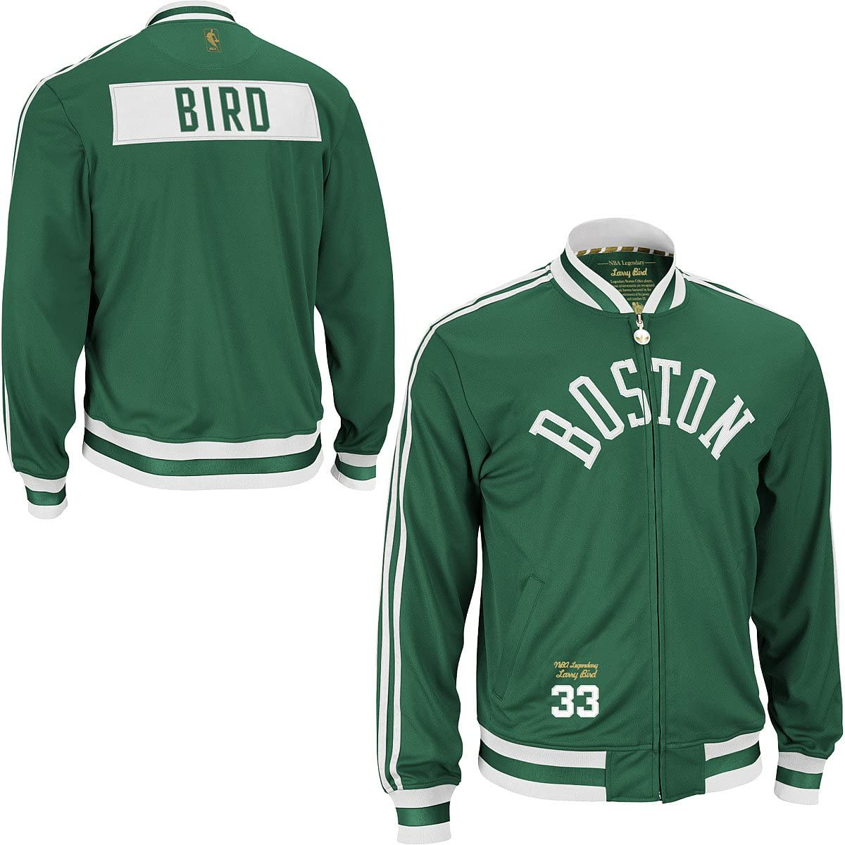adidas Larry Bird Boston Celtics Originals Retro Legendary Player ...