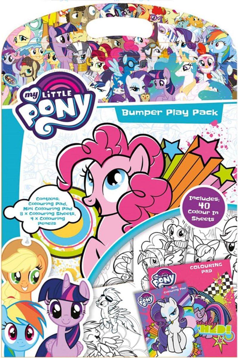Anker mybpp1 My Little Pony Carcasa Play Pack: Amazon.es: Juguetes y juegos