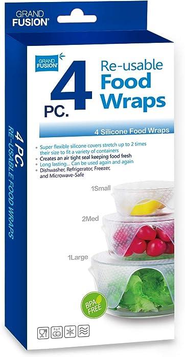 Top 9 Grand Fusion Food Wrap