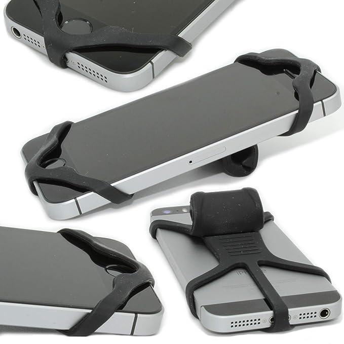 per iPhone bici da corsa e biciclette normali Yami accessori per bicicletta per moto Samsung mountain bike Supporto in silicone per bicicletta e moto Huawei e telefoni Android