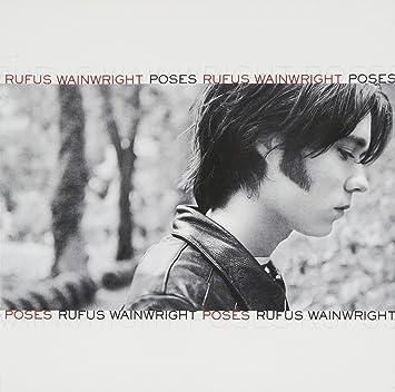 amazon poses rufus wainwright ポップス 音楽