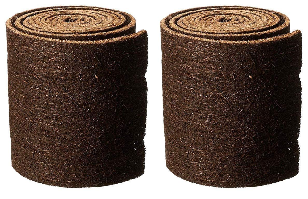 Bosmere Border Protection Edging Weed Mat, 10' x 9'' Wide (Pack of 2) by Bosmere
