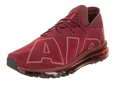 2c8b1c1f9abe NIKE Men s Air Max Flair SE Team Red University Red Black Running Shoe 8.5  Men