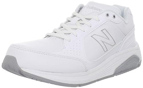 New Balance W928, Scarpe da corsa uomo Wt, (White with Grey), 46
