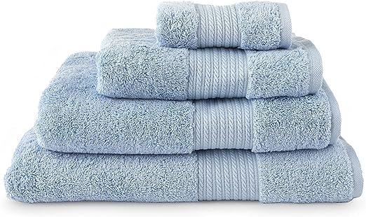 Lauren Ralph Lauren Greenwich toalla de baño, Plain – Ocean Tide ...