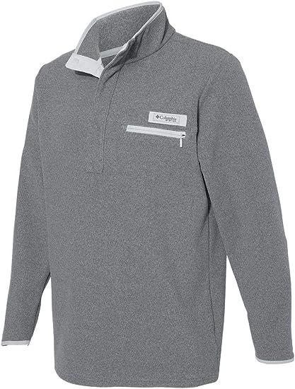 Columbia Sportswear Mens Harborside Fleece Pullover Big
