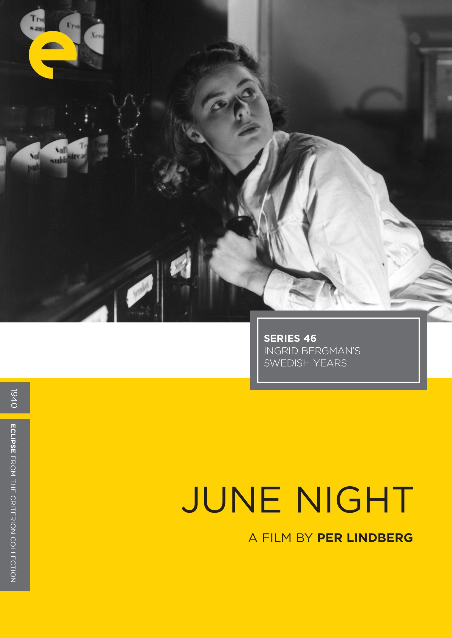 Eclipse Series 46: Ingrid Bergman's Swedish Years (The Count of the Old Town, Dollar, Intermezzo, Walpurgis Night, A Woman's Face, June Night) (The Criterion Collection)