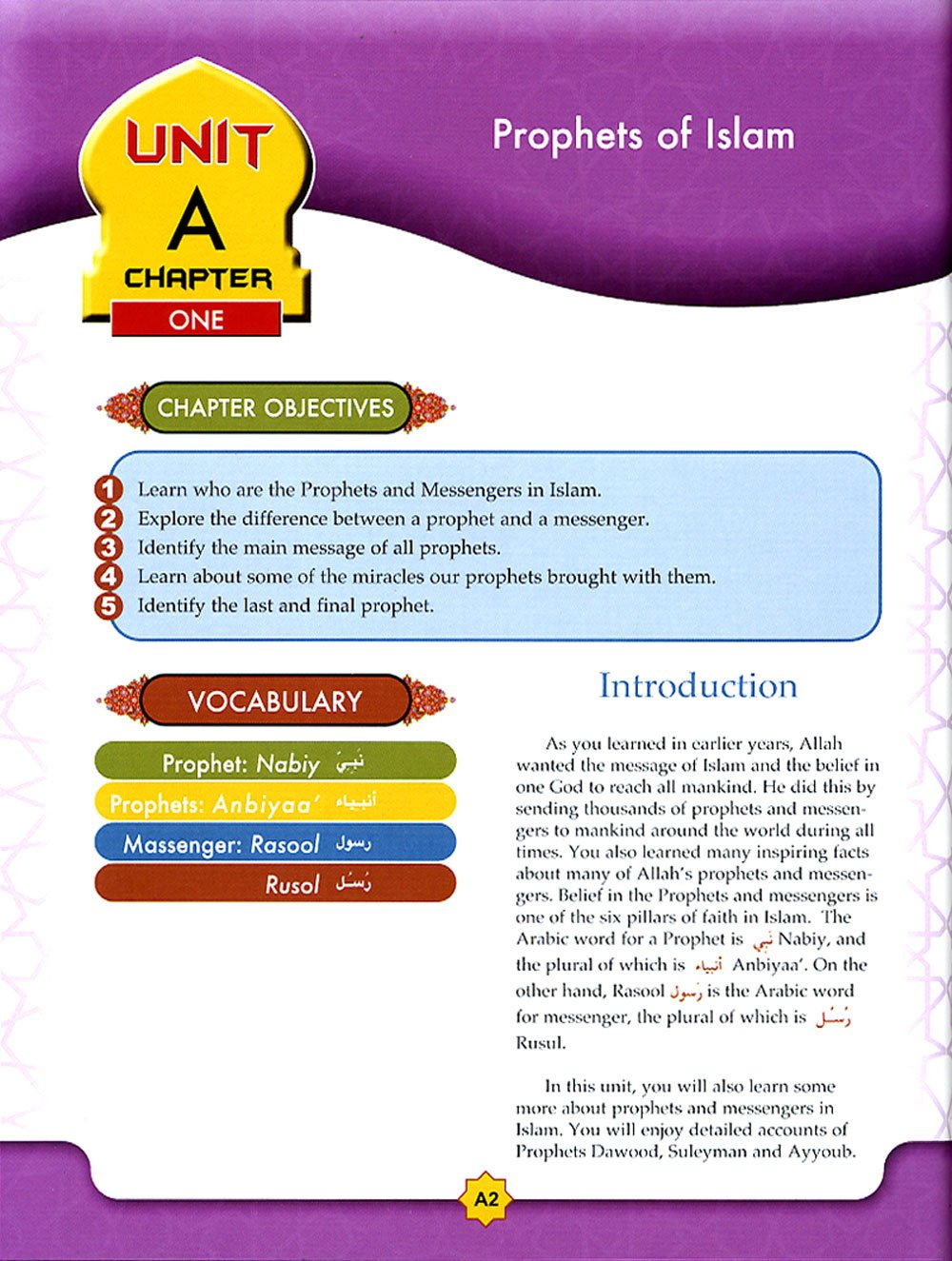Learning Islam: Level 2 Textbook (7th Grade): Nabil Sadoun, Edd And Majida  Salem: Amazon: Books