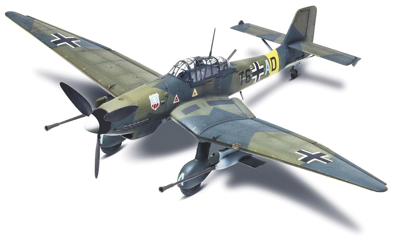 Revell Stuka Ju 87G-1 Tank Buster Plastic Model Kit