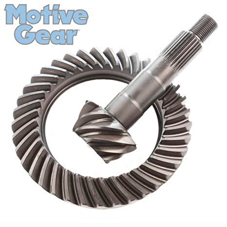GM 10.5 Style, 5.13 Ratio, Thick Motive Gear GM10.5-513X Ring and Pinion