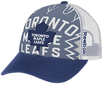 fd500f769 sale toronto maple leafs reebok nhl 2014 adjustable official player draft  hat baseball caps amazon canada