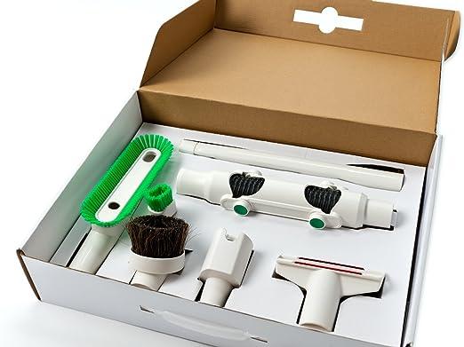 Multifunción – Kit de accesorios para Vorwerk Kobold 130, 131, 135 ...