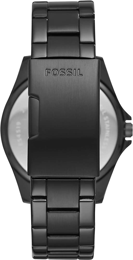 Amazon.com: Fossil Womens Riley Quartz Watch with Stainless ...
