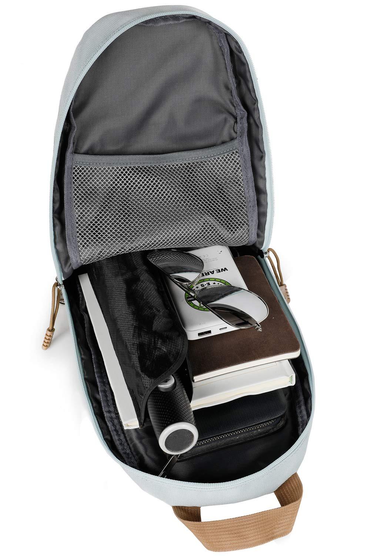 MEYFANCY Sling Bag Small Hiking Backpack 67391db17d081