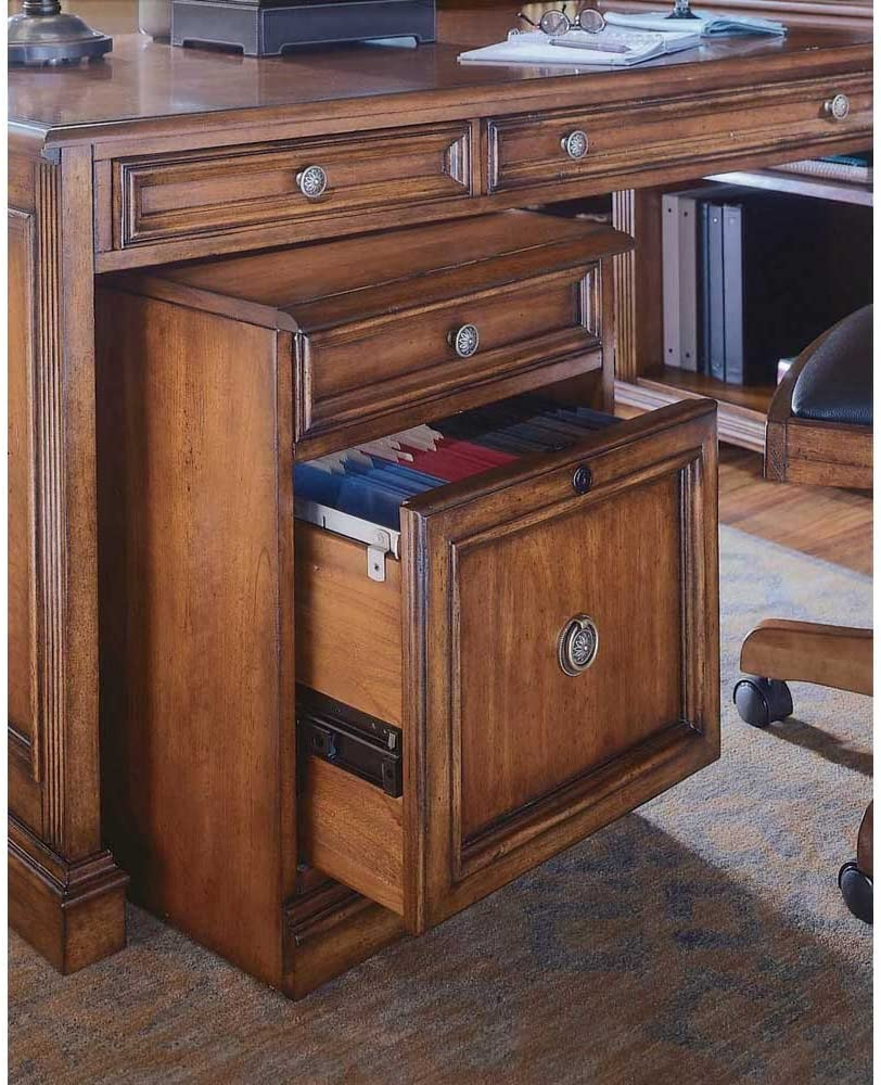 Hooker Furniture Brookhaven Mobile File in Cherry