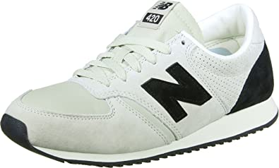 ZAPATILLA NEW BALANCE U420 GK BEIGE: Amazon.es: Zapatos y complementos