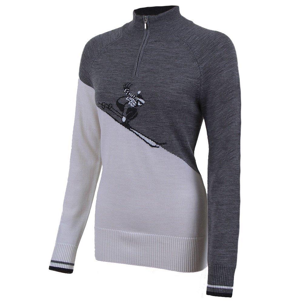 KRIMSON KLOVER Rosi 1/4-Zip Sweater Womens